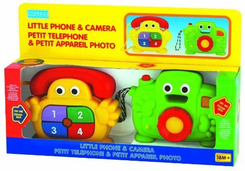 megcos Little Phone and Camera by Megcos Midos Toys Distributor