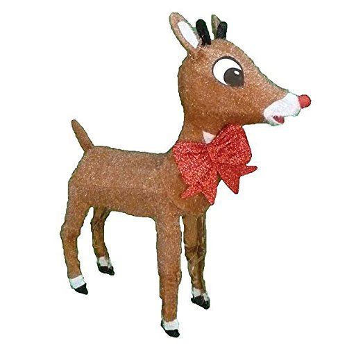 Light Up Outdoor Rudolph