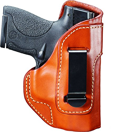 BLACKHAWK 421429BN R Leather Inside Holster product image