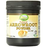 Everland Natural Arrowroot Powder, 300gm