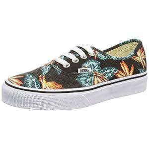 Vans Unisex Authentic (Vintage Aloha) Skate Shoe