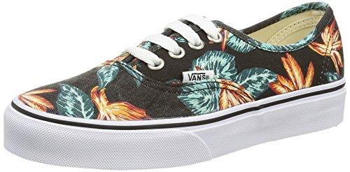 White Chaussures Authentic Adulte Vans vintage Mixte true Noir Marble Aloha Black qvxwAP