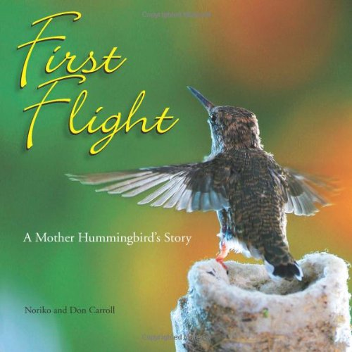 First Flight: A Mother Hummingbird's Story