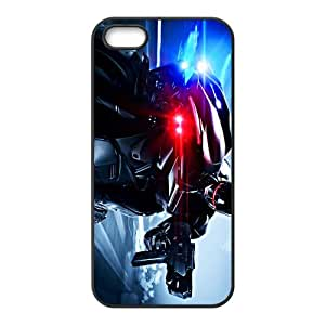 2014 Hot Movie Series&RoboCop Background Case Cover for iPhone 5/5S- Personalized Hard Cell Phone Back Protective Case Shell-Perfect as gift