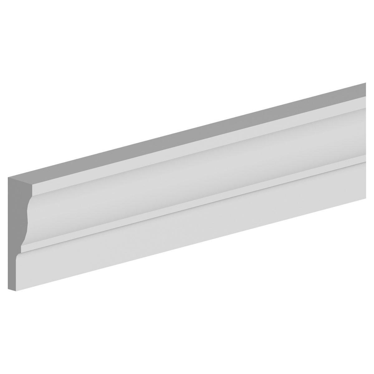 9 3/4''H x 3''P, 16' Length, Door/Window Moulding