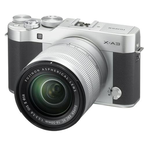 Fujifilm X-A3 with Lens Kit