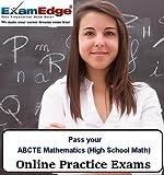 Software : Pass your ABCTE Mathematics (High School Math) (10 Practice Tests)