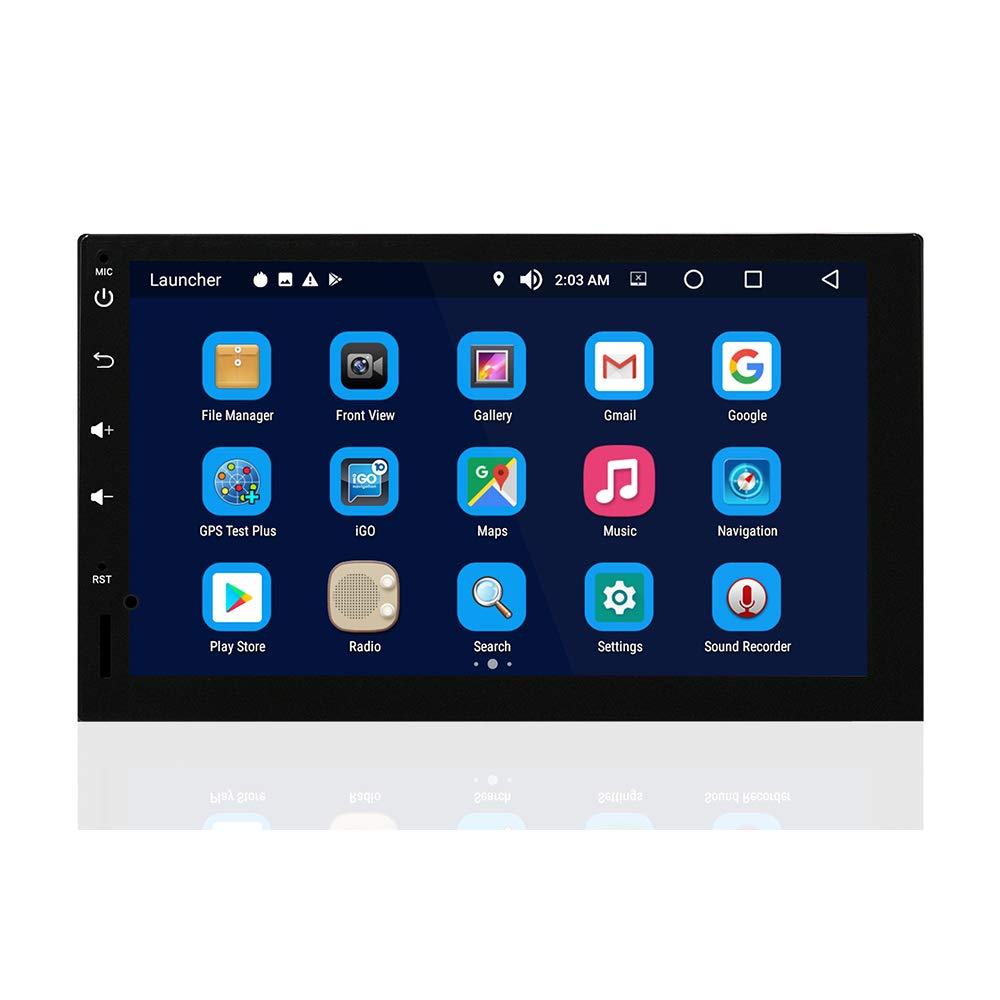 KKXXX S13 Android 8.0 Rockchip PX5 Estéreo para automóvil Navegación con GPS 4GB RAM 32GB HABITACIÓN Auto Radio Am/FM/RDS Soporte AV out 1.8GHz Wi-Fi Unidad ...