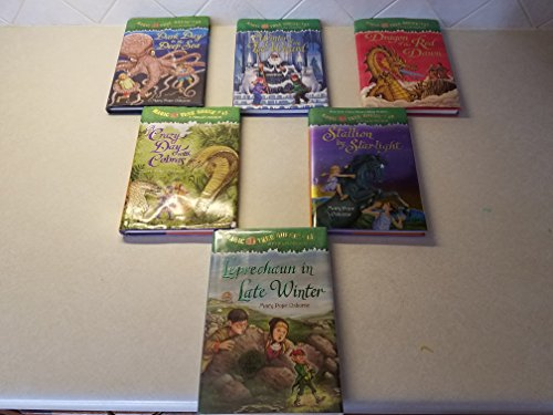 Magic Tree House Merlin Missions Collection - 14 Book Set (Books 29-42) (Magic Tree House) (Magic Tree House Merlin Missions Box Set)