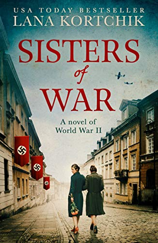 Book Cover: Sisters of War