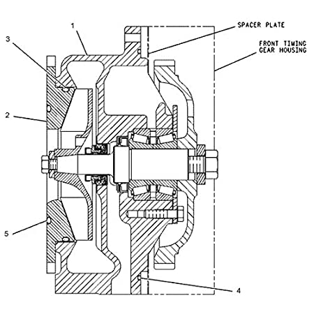 Cat C12 Timing Gears Diagram
