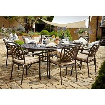 hartman berkeley oval 8 seat suite amazon co uk garden outdoors rh amazon co uk Berkeley Furniture Collection outdoor furniture berkeley ca