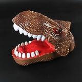 Lanlan Big Size Dinosaur Mouth Dentist Bite Finger Game Funny Play Kids Gift Toy