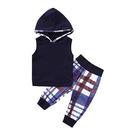 Amazon Com Hot Sales Infant Baby Boys Summer Hooded Sleeveless