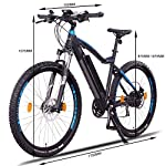 NCM-Moscow-Plus-Bicicletta-elettrica-da-Trekking-250W-Batteria-48V-16Ah-768Wh-275-Nero