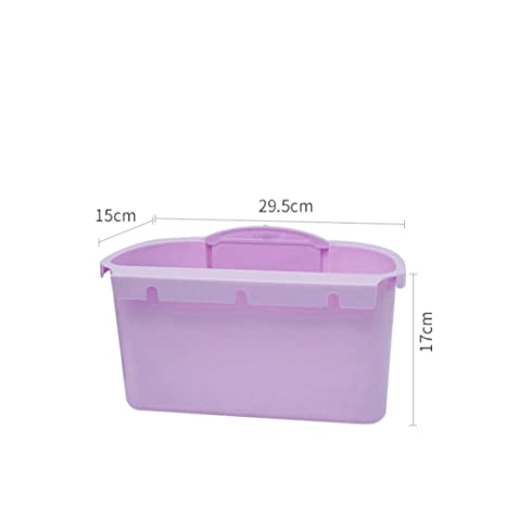 DW/&ACCDB Slim Trash can Simplicity,Minimalism Personality Plastic 12l-A 12L