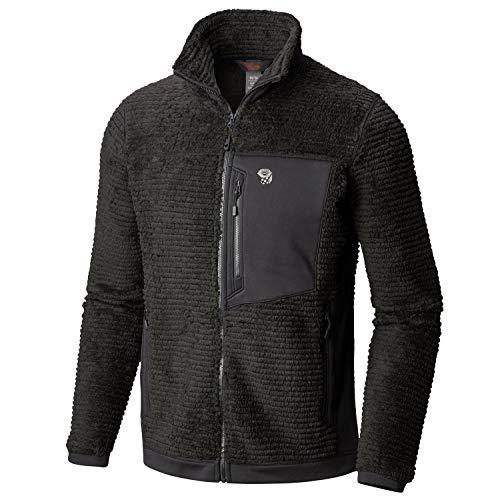 Mens Microchill Zip - Mountain Hardwear Men's Monkey Man¿ Jacket Black Large