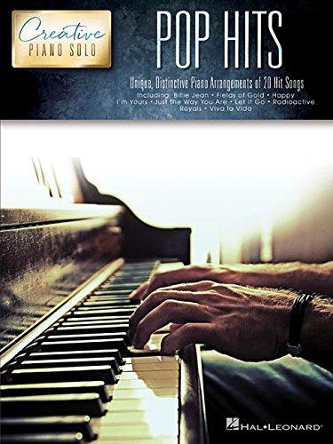 Pop Hits - Creative Piano Solo pdf epub