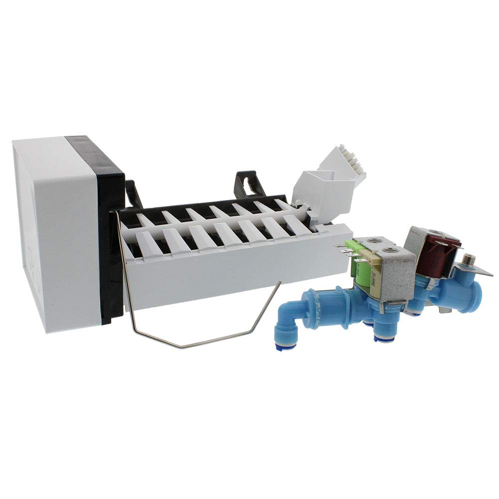 Snap Supply Ice Maker and Water Valve Kit for Frigidaire Part #: 241798224KIT