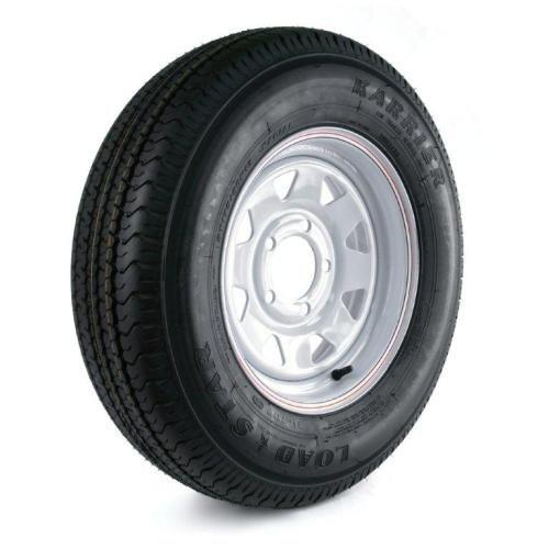 Kenda Loadstar Karrier 145/R12 w/Wheel (31199)
