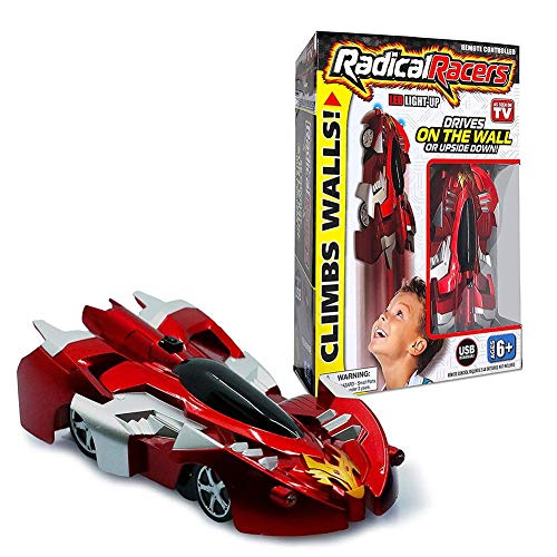 Finelyty Radical Racers, Radical Remote Controlled Wall-Climbing Car Racers
