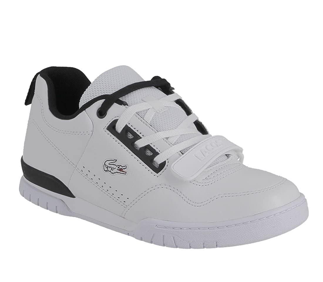 ee995598db6 Lacoste Women s Missouri 217 1 G TRW Wht Blk Leather 7 33trw1001147 Trainers