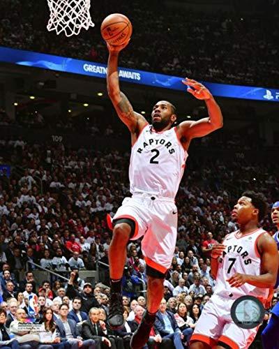 4cb8ef72de8c5 Amazon.com: Kawhi Leonard Toronto Raptors 2018-2019 NBA Playoff ...