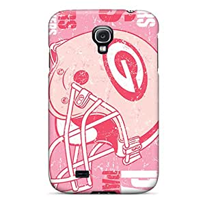 EWU13935JAig Anti-scratch Cases Covers Xgcases2010 Protective Green Bay Packers Cases For Galaxy S4
