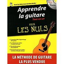 Coffret - Apprendre la guitare pour les Nuls: Tout-en-un
