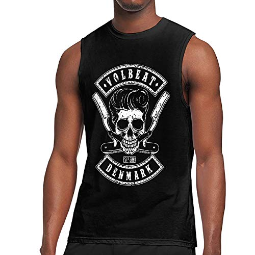 's Essential Muscle Top Sleeveless T-Shirt Black ()