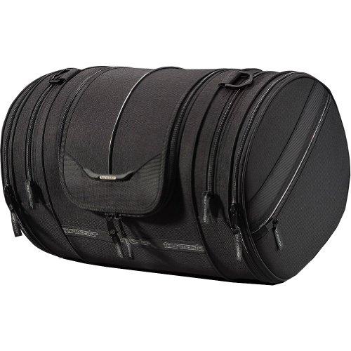 - Tour Master Select Motorcycle Sissy Bar Bag - Black / 20.5
