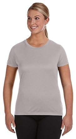 7c6753054 Champion Vapor Ladies 4 oz. T-Shirt, 2XL, SLATE GREY HTHER (US):  Amazon.co.uk: Clothing