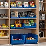 Akro-Mils 30120 Plastic Nesting Shelf Bin