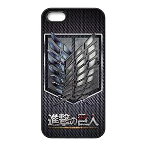 SANYISAN Attack on Titan signal Cell Phone Case for iPhone 5S