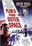 Plan 9 From Outer Space (DVD) Horror (1959) 122 Minutes ~ Starring: Gregory Walcott, Mona McKinnon, Duke Moore, Tom Keene ~ Directed By: Edward D. Wood Jr.