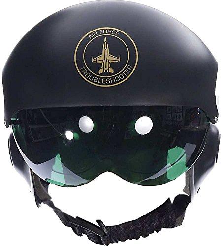 Forum Novelties Jet Pilot Helmet for Adults - Pilot Costume Accessory