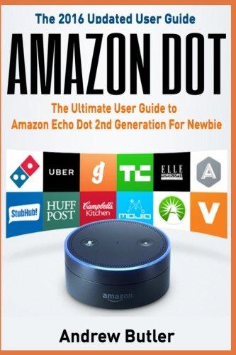 top 5 best amazon echo dot ultimate user guide,sale 2017,Top 5 Best amazon echo dot ultimate user guide for sale 2017,