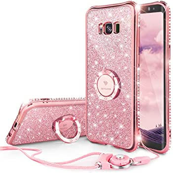 Ocyclone Samsung Galaxy S8 Case with Stand