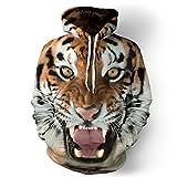 NEWCOSPLAY Unisex Realistic 3D Digital Print
