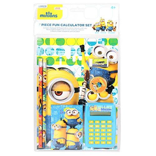 Minions School Stationery Set for Boys & Girls