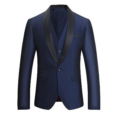 Diner D'affaire Tuxedo Pièces Homme Costume Business Mariage Trois N8nOvw0m
