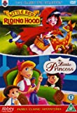 Family Classic Fairytales - Little Red Riding Hood / The Lit [DVD]
