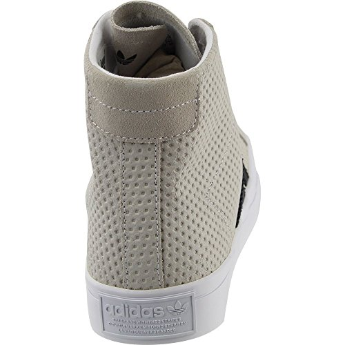 Adidas High Ftw Fashion Core Ftw Black Courtvantage Sneaker White Mid White Top Women's rwtpqr