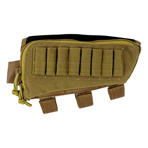 Tactical Sharpshooter Hunter Buttstock Pack | Coyote