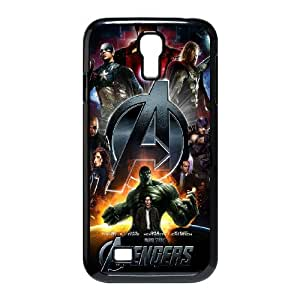 Classic Case The Avengers pattern design For Samsung Galaxy S4 I9500 Phone Case