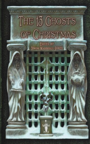book cover of The 13 Ghosts of Christmas 2012