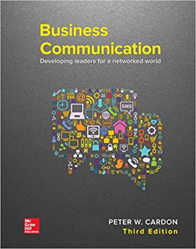 Amazon business communication developing leaders for a business communication developing leaders for a networked world 3rd edition kindle edition fandeluxe Image collections