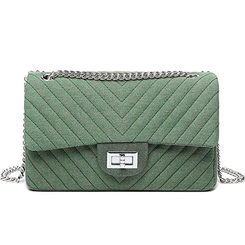 Louis Vuitton Denim Handbag - 4
