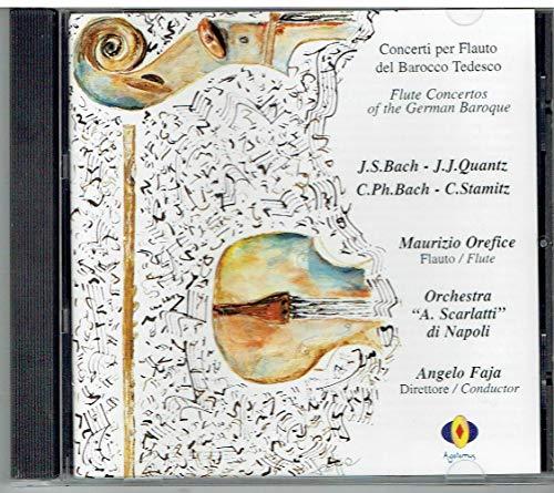 Price comparison product image Concerti per Flauto del Barocco Tedesco