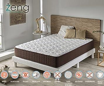 Colchón Visco Luxury Premium de 30 cm de Altura (180 cm ancho, 190 cm largo): Amazon.es: Juguetes y juegos